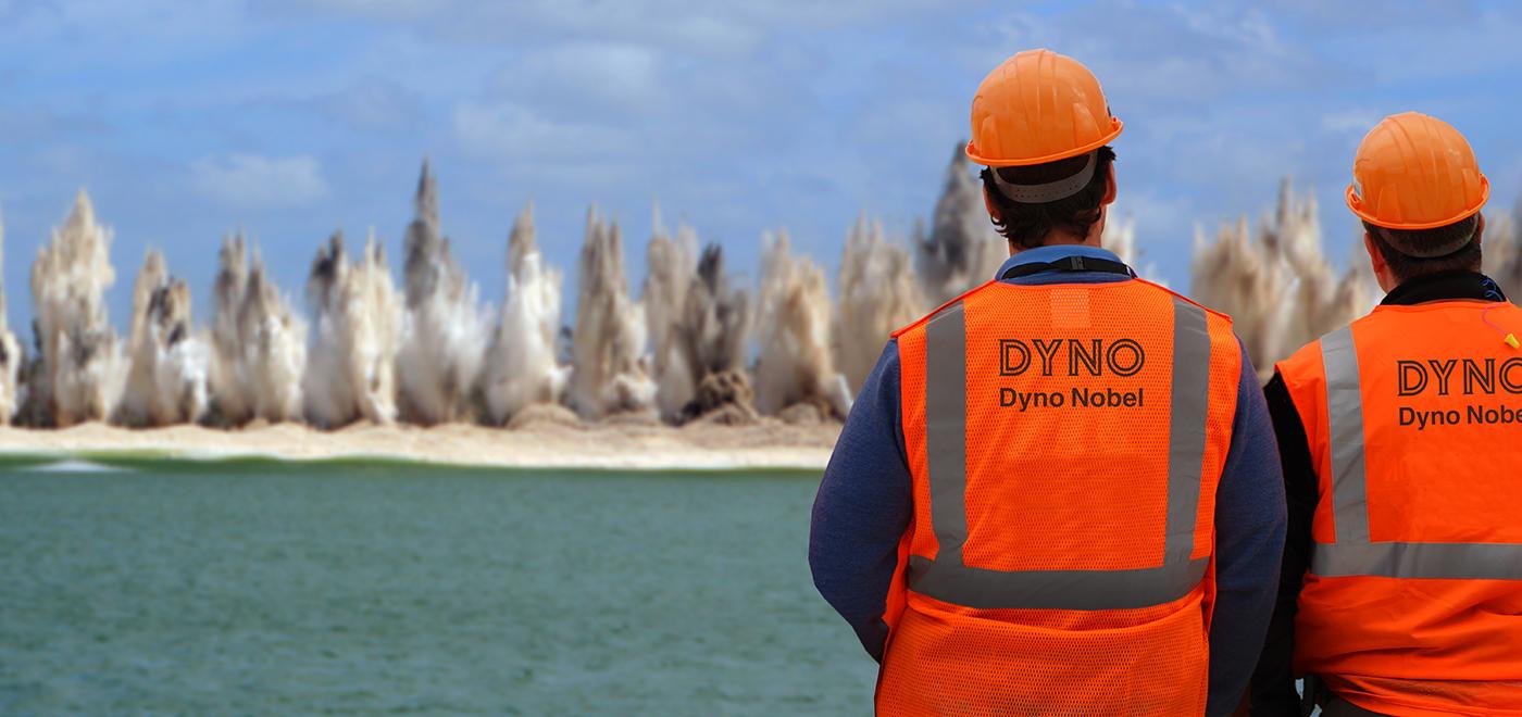 Industrial Amp Mining Explosives Manufacturing Dyno Nobel