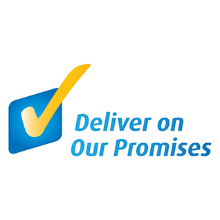 Logo - Deliver on Our Promises