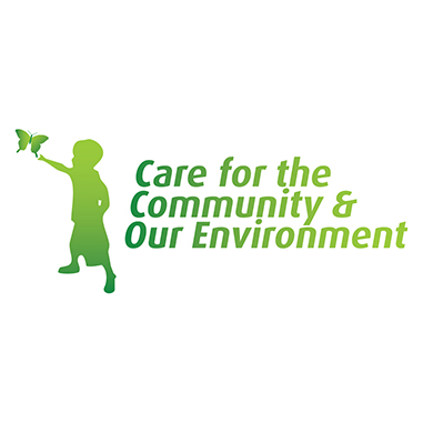 Logo - Care for the Community & Our Environment
