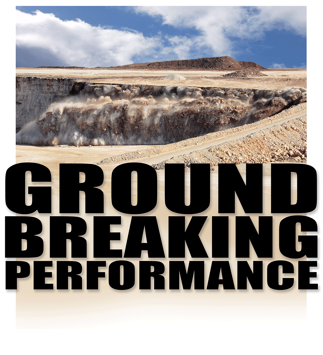 Groundbreaking Performance Advertisement February 2016